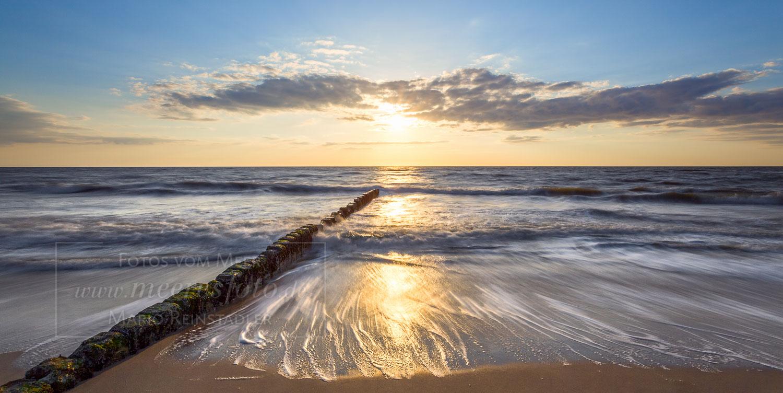 Strand nordsee sonnenuntergang  Sylt in besonderen Bildern der Nordseestrände, der Dünen und des ...