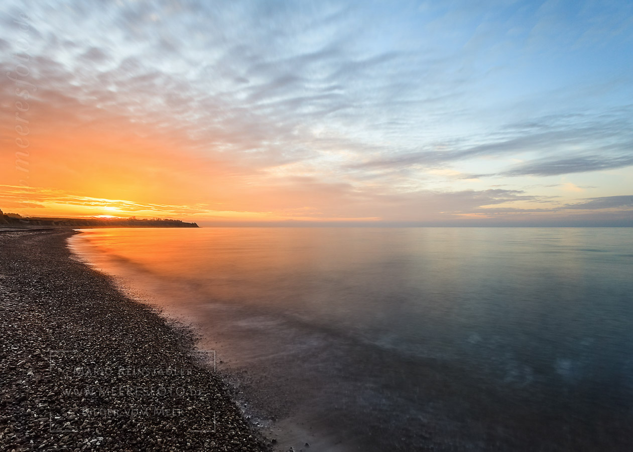 Strand nordsee sonnenuntergang  Dazendorf - Besondere Fotografien der Nordsee und Ostsee von Mario ...